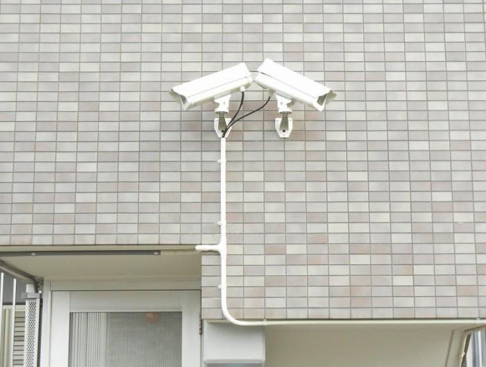 マンションの防犯カメラ設置プラン例