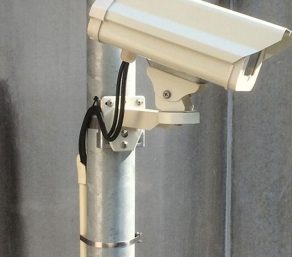 駐車場の防犯カメラ設置プラン例