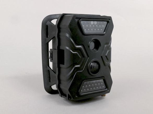 乾電池式の防犯カメラを検証!