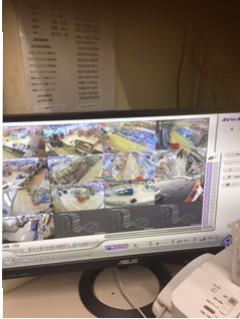 豊田市のコンビニで防犯カメラ障害対応!